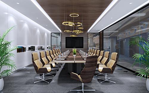 办公室装修设计弱电布线施工之布线